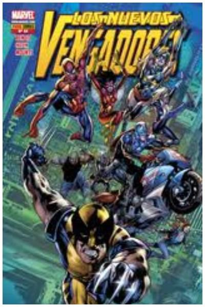Comic Los Nuevos Vengadores Vol. 4 Nº 61