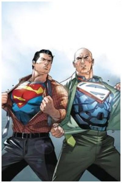 Comic Superman: Action Comics Vol. 03: Men Of Steel Tp