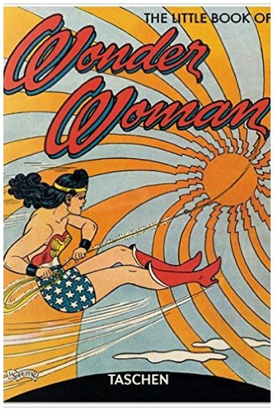 Comic The Little Book Of Wonder Woman