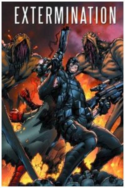 Comic Extermination Tpb Vol. 01