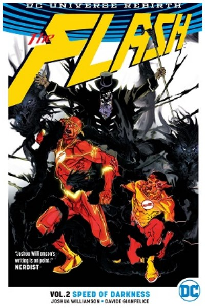 Comic Flash Tpb Vol. 02 Speed Of Darkness (Rebirth)