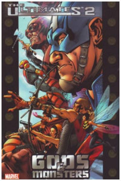 Comic Ultimates 2 Tpb Vol 1 - Gods & Monsters