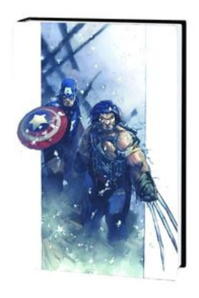 Comic Ultimate War Premiere Hardcover