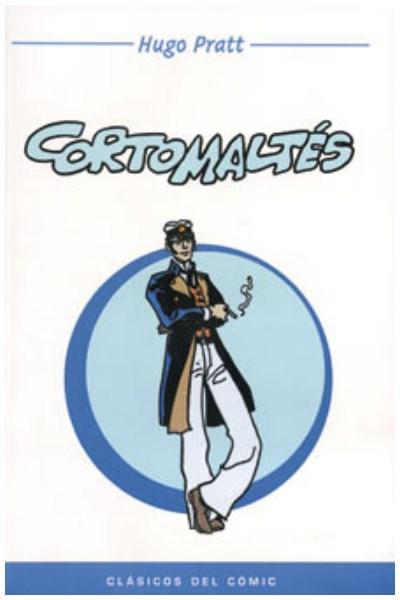 Comic Clásicos Del Cómic: Corto Maltés