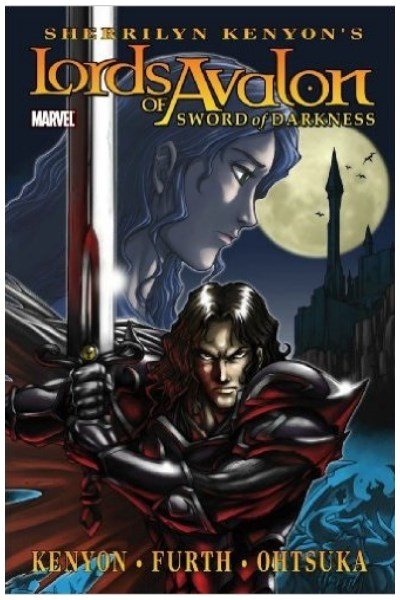 Comic Lords Of Avalon: Sword Of Darkness Hc