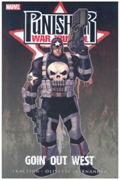 Comic Punisher War Journal - Volume 2: Goin' Out West Tpb