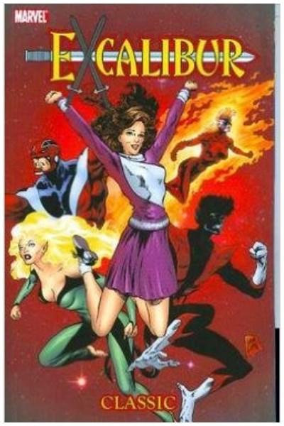 Comic Excalibur Classic Vol. 5 Tpb