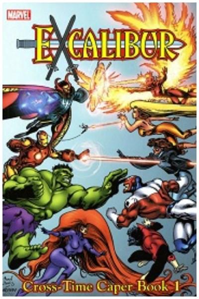 Comic Excalibur Classic Vol. 3 - Cross-Time Caper Book 1 Tpb