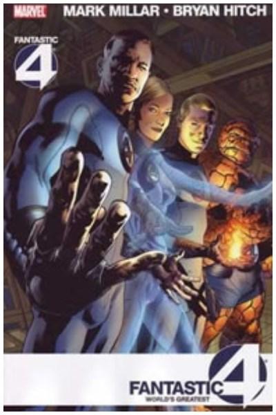 Comic Fantastic Four: World'S Greatest Tpb