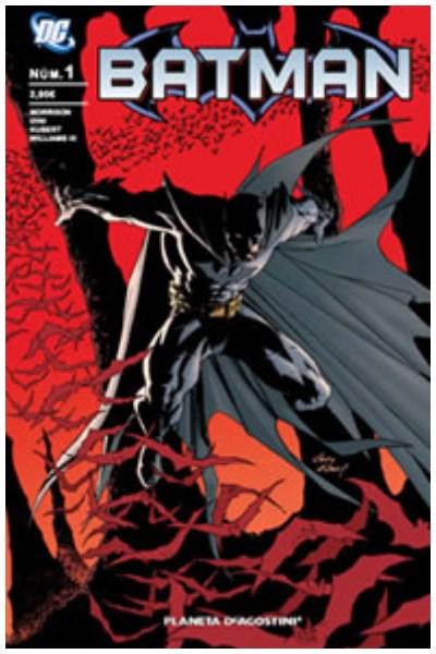 Comic Batman Vol. 2 Nº 01