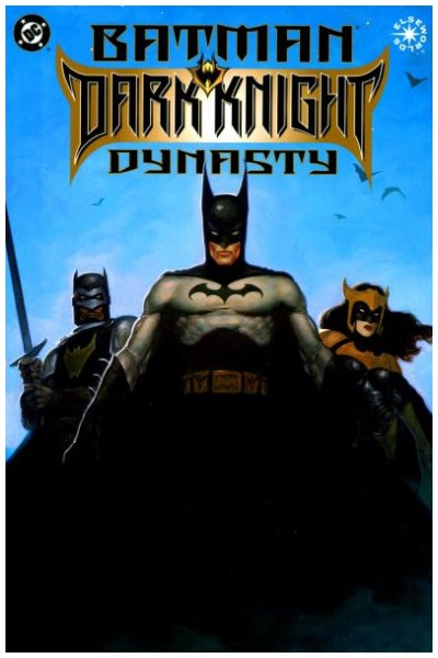 Comic Batman: Dark Knight Dynasty Usado