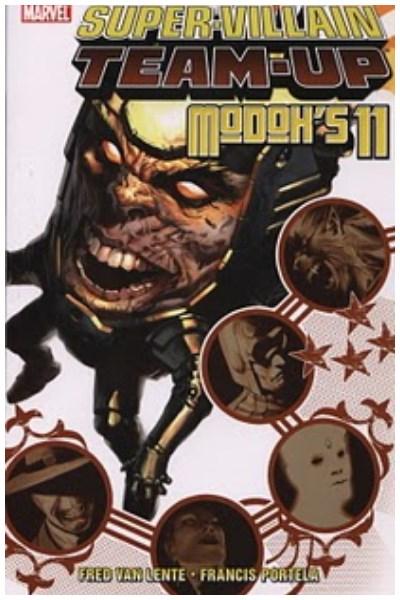 Comic Super-Villain Team-Up: Modok'S 11 Tpb
