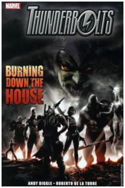 Comic Thunderbolts: Burning Down The House Tpb