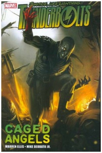 Comic Thunderbolts, Vol. 2: Caged Angels Tpb