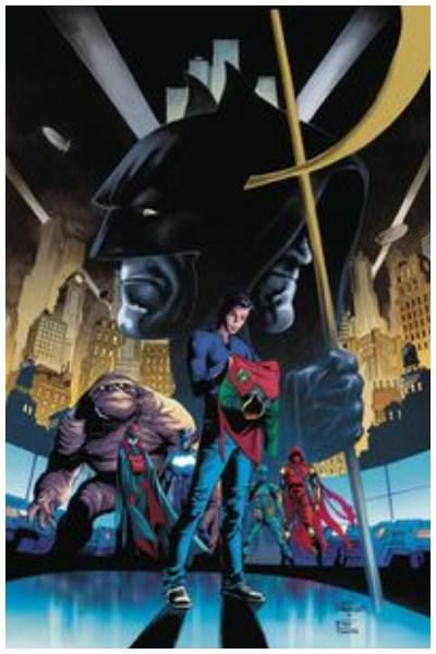 Comic Batman: Detective Comics Vol. 5: Rebirth: A Lonely Place Of Living Tpb