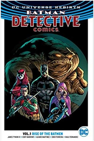Comic Batman: Detective Comics Vol. 1: Rise Of The Batmen (Rebirth)