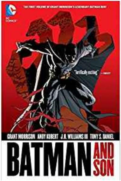 Comic Batman Por Grant Morrison Lote Completo, Incluye Final Crisis (Doce Tpbs)
