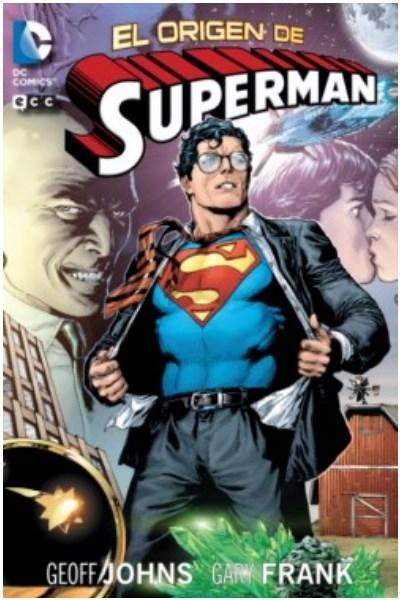 Comic Superman De Kurt Busiek Y Geoff Johns Coleccion Seis Tomos (Seis Libros)