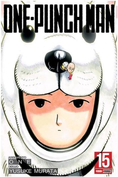 Manga One Punch Man 15