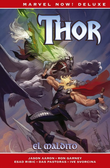 Comic Marvel Now! Deluxe Thor 2. El Maldito  Marvel Now! Deluxe