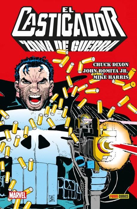Comic El Castigador: Zona De Guerra