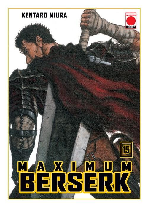 Manga Berserk Maximun 15