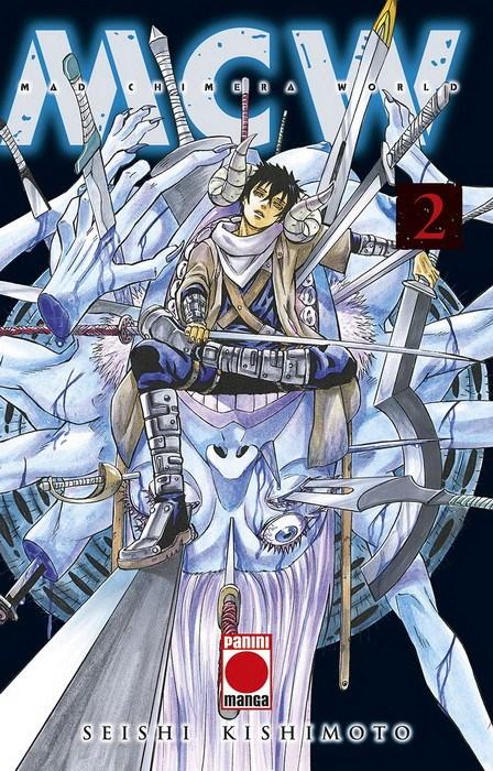 Manga Mad Chimera World 2