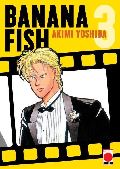 Manga Banana Fish 03