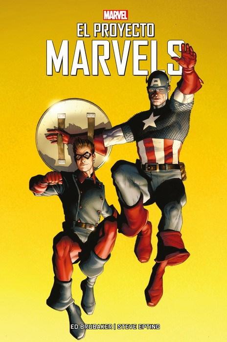 Comic Marvels Program El Proyecto Marvels  Marvels Program