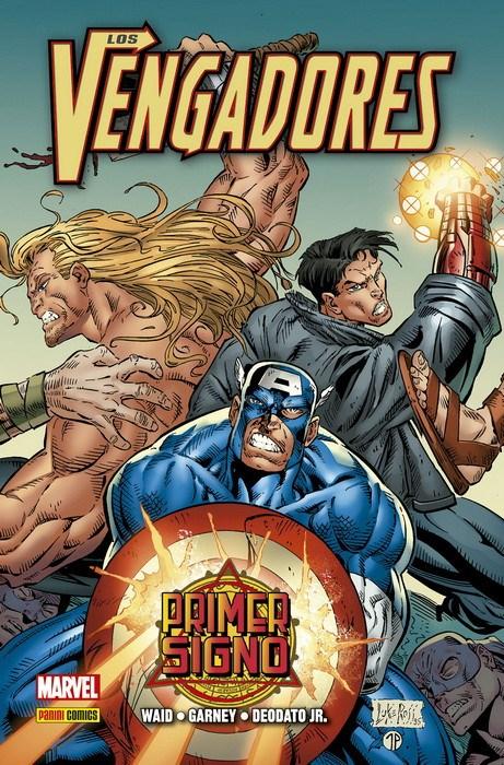 Comic 100% Marvel Hc. Los Vengadores: Primer Signo