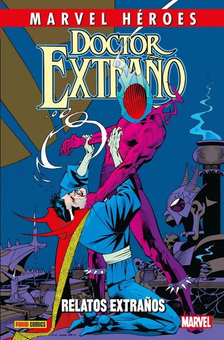 Comic Doctor Extraño. Relatos Extraños  Marvel Héroes 100