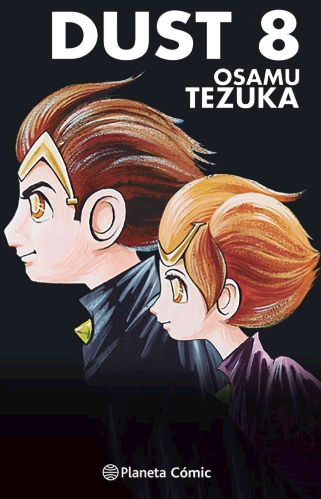 Manga Dust 8