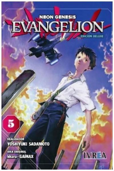Manga Evangelion Edicion Deluxe 05