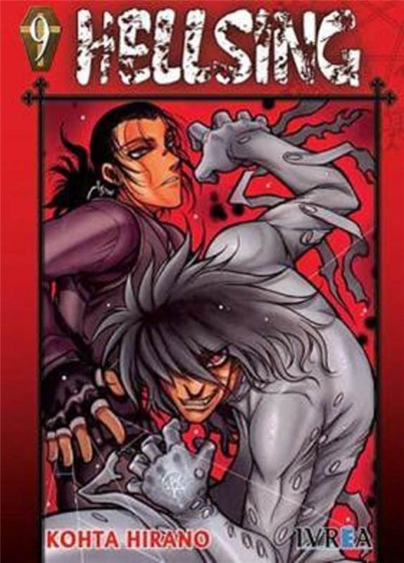Manga Hellsing #03