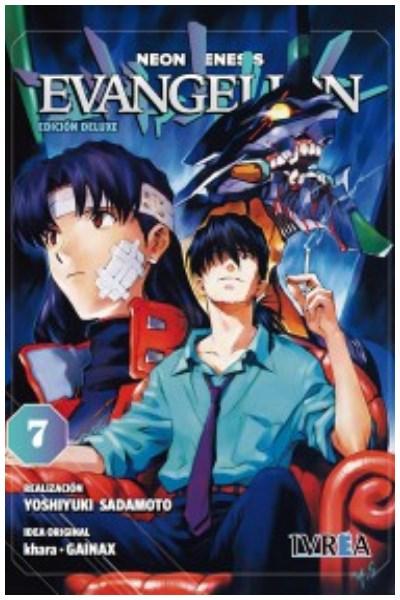 Manga Evangelion Edicion Deluxe 07