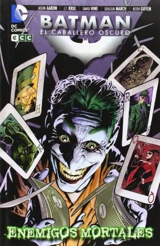 Comic Batman: El Caballero Oscuro - Enemigos Mortales