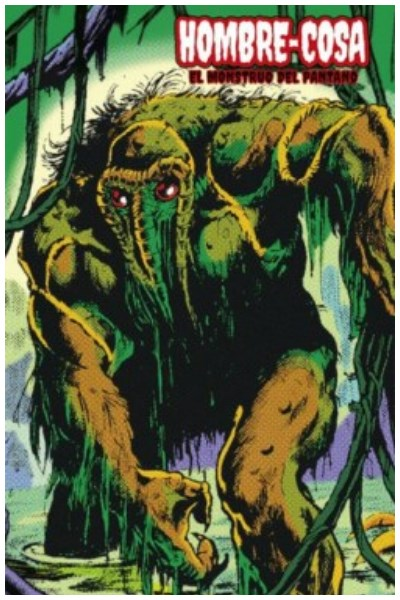 Comic Hombre-Cosa Nº. 01: El Monstruo Del Pantano (Marvel Limited Edition)