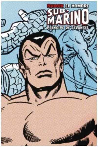 Comic Namor 01. El Hombre Submarino (Marvel Limited Edition)