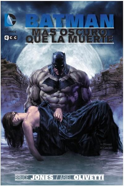 Comic Batman: Más Oscuro Que La Muerte