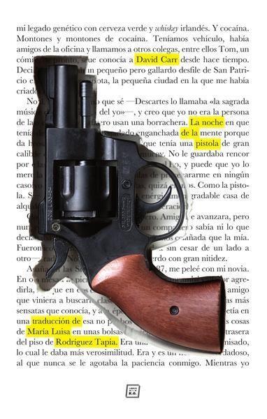 Papel Noche De La Pistola, La