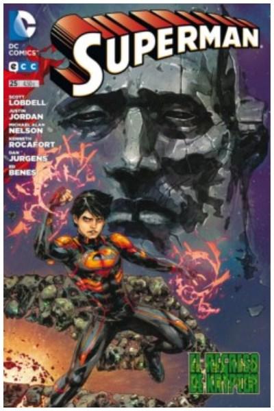 Comic Superman Núm. 25 (Nuevo Universo Dc)
