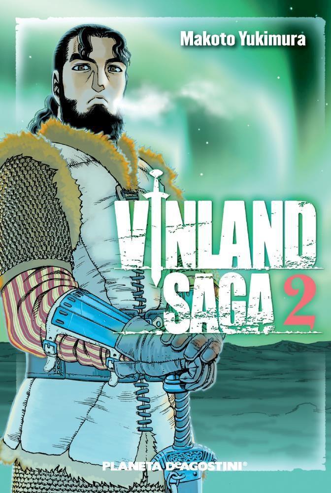 Manga Vinland Saga Nº 02