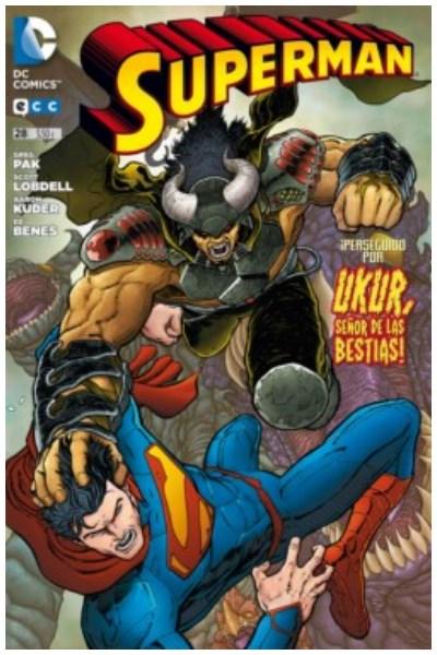 Comic Superman Núm. 28 (Nuevo Universo Dc)