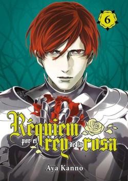 Manga Réquiem Por El Rey De La Rosa Vol. 6