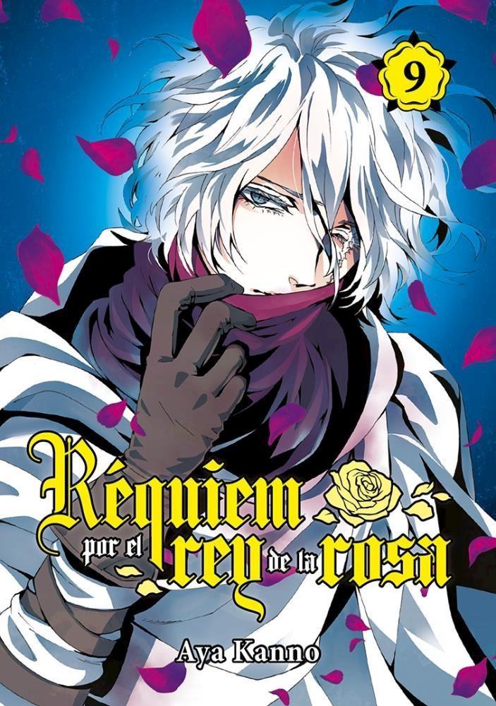 Manga Réquiem Por El Rey De La Rosa Vol 9