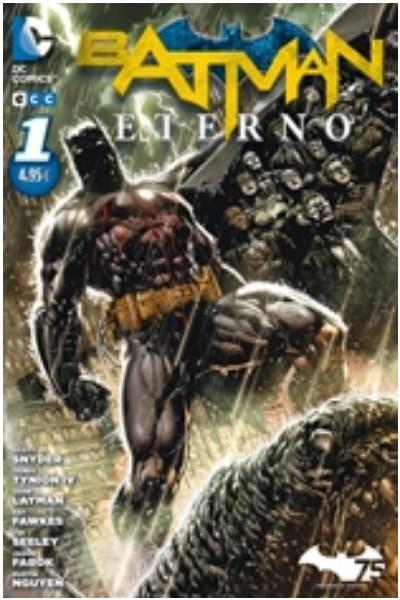 Comic Batman Eterno Núm. 01