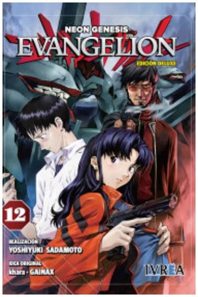 Manga Evangelion Edicion Deluxe 12