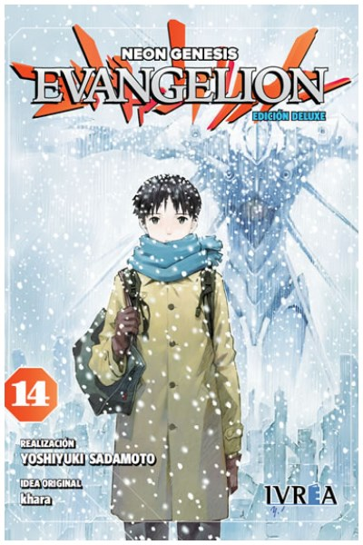 Manga Evangelion Edicion Deluxe 14