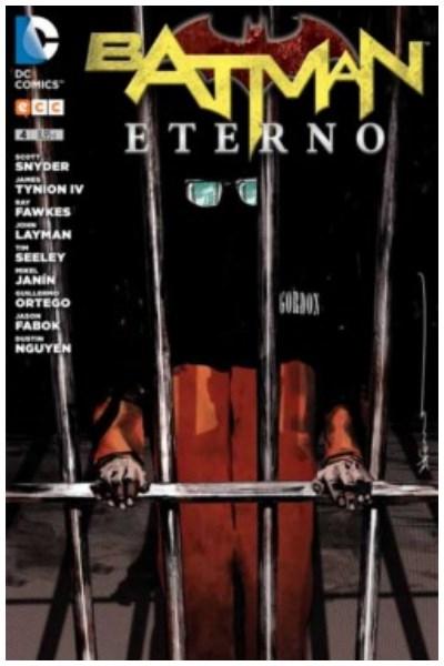 Comic Batman Eterno Núm. 04