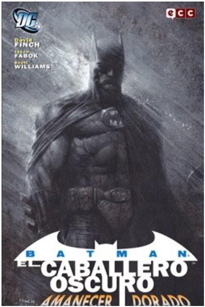 Comic Batman: El Caballero Oscuro - Amanecer Dorado